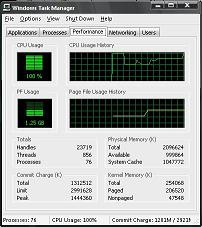 Check your memory usage for low memory. An upgrade should speed up   your computer