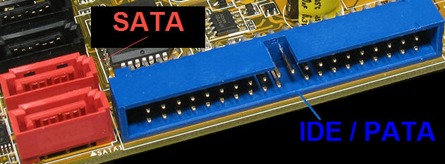 SATA and IDE hard drives - Aussie PC Fix Canberra